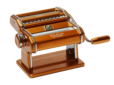 Macchina per la pasta color rame marcato tom press - Macchina per cucinare ...