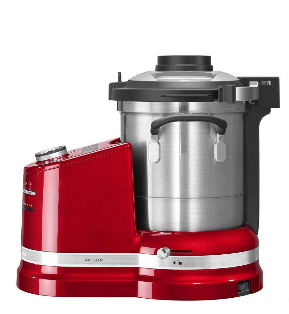 Robot da cucina cottura rosso tom press - Robot da cucina con cottura ...