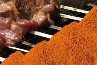 Spezie grigliate e polli arrosto 1 kg.