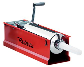 Insaccatrice orizzont. 5 kg REBER (8950 N)