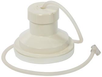Attacco per sottovuoto in vasi con capsula