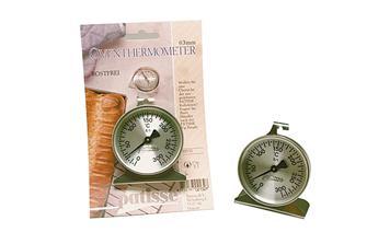 Termometro da forno in inox