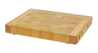Tagliere professionale in legno in piedi 49,5x39,5
