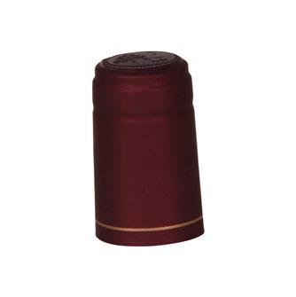 Capsule termoretraibili rosse