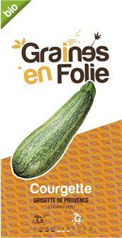 Semi di zucchina Grisette de Provence