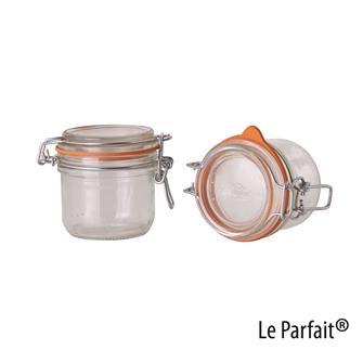 Vasetto Le Parfait da 200 g (6 pz.)