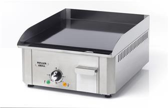 Piastra pro elettrica 40 cm, smaltata 10 mm, 3000W