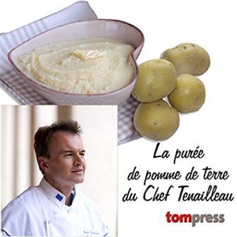 Il buon puré di patate dello chef Tenailleau