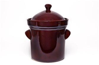 Vaso per crauti/lattofermentazione 5l
