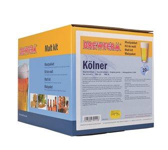 Kit malto Kolner per 20 litri di birra
