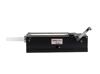 Insaccatrice orizzontale 6,5 litri Tom Press by REBER