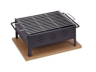 Barbecue da tavolo 30x25 cm
