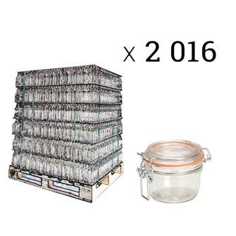 Bancale 2016 vasi con gancio da 125 grammi
