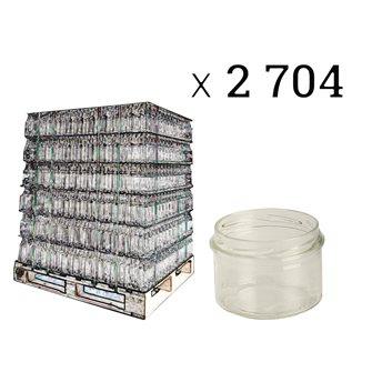 Vasetto per paté twist-off 190 g (bancale 2704 pz.)