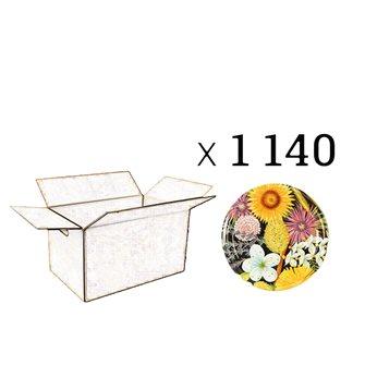 Coperchi twist-off fiori diam. 63 mm (1440 pezzi)
