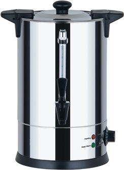 Distributore acqua calda-vin brulé-bevande calde 6,8 litri