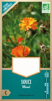 Semi di calendula officinale BIO
