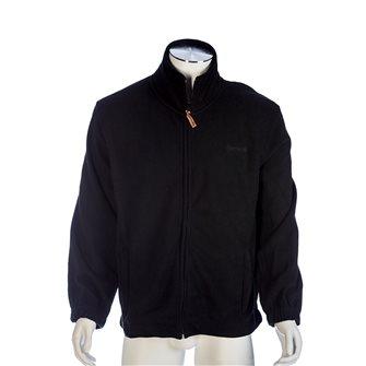 Pile giacca uomo nera Bartavel Memphis S