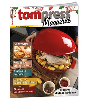 Tom Press Magazine novembre 2018
