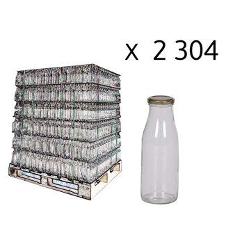 Bancale da 2304 bottiglie succo di frutta 1/2 litro