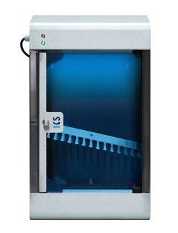 Armadio di sterilizzazione inox automatico 15 W per 12 coltelli