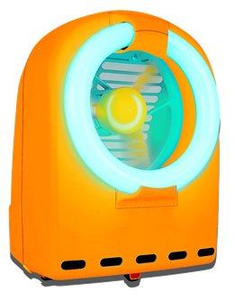 Piège anti-insectes à néon et ventilateur destructeur par dessèchement