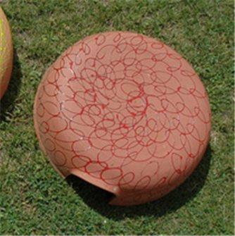 Riparo per tartaruga in terracotta