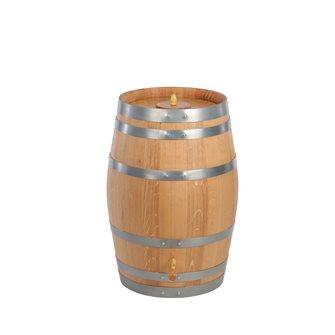 Acetieria in legno di quercia 55 litri