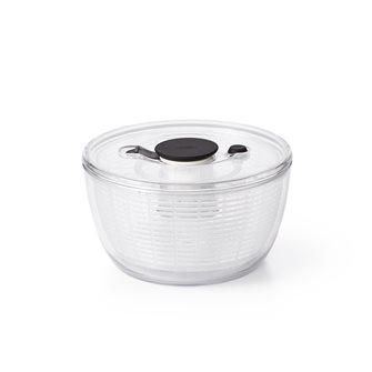 Centrifuga per insalata trasparente 21 cm